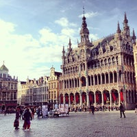 Photo prise au Grand Place par Edward E. le6/3/2013