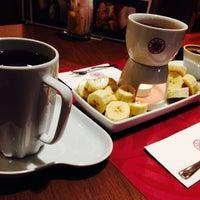 12/29/2013 tarihinde İpekziyaretçi tarafından Kahve Dünyası'de çekilen fotoğraf