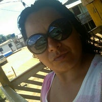 Photo taken at Praia de Salinas by Ana L. on 7/31/2015
