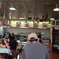 Photo taken at Erik's Delicafe by Jill C. on 10/26/2013