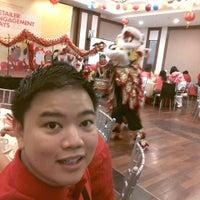 Photo taken at Manila Polo Club Turf Room by Charles R. on 2/19/2013