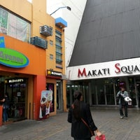 Makati Cinema Square Shopping Mall In San Lorenzo