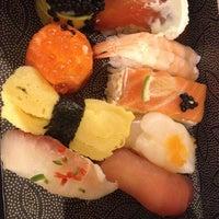 Photo taken at Sushi Shop by Chiara V. on 10/16/2013