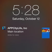 Photo taken at APPCityLife, Inc. by Epiphany on 10/16/2013