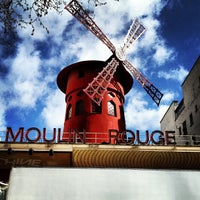Photo taken at Moulin Rouge by win l. on 4/19/2013