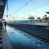 Photo taken at Platform 6 by Stefan on 2/7/2013
