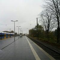 Photo taken at Bahnhof Bremerhaven-Lehe by Неужели on 11/2/2013