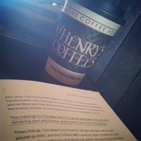 Photo taken at O'Henry's Coffee by Autumn B. on 10/10/2012