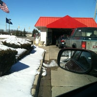 Photo taken at The Original $3 Car Wash by Cindy M. on 3/4/2013