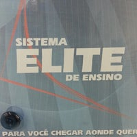 Photo taken at Sistema Elite de Ensino by Ana Paula S. on 10/16/2013