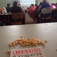 Photo taken at Gimnasio SSCB by Ramírez on 11/9/2014