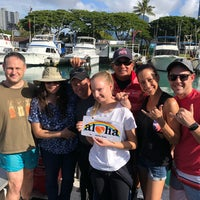 Photo taken at Rainbow Scuba Hawaii by Ken G. on 12/15/2017