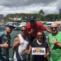 Photo taken at Rainbow Scuba Hawaii by Ken G. on 4/8/2017