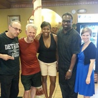 Photo taken at Motor City Java & Tea House by Shawn L. on 8/30/2013