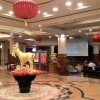 Photo taken at Grand Dorsett Labuan Hotel by Bodhikoon M. on 2/19/2015