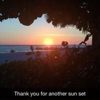Photo taken at Sunset Beach by Richie M. on 6/9/2015
