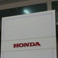 Photo taken at Honda Automobile (Thailand) Co.,Ltd. by Yui S. on 7/22/2015