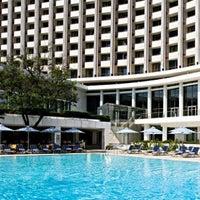 Photo taken at Hilton Athens by Alexandros Z. on 10/12/2012