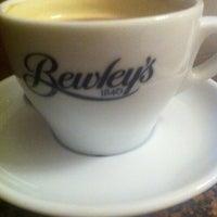 Photo taken at Bewley's Café by Arita on 10/24/2012