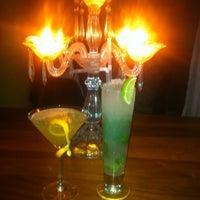 Photo taken at Crystal Bar by Arita on 1/25/2013