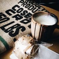 Photo taken at Millcreek Coffee Roasters by Lie Adi D. on 7/8/2014