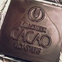Photo taken at Millcreek Coffee Roasters by Lie Adi D. on 4/19/2014