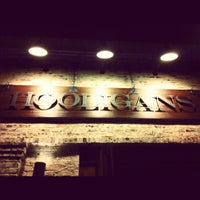 Photo taken at Hooligan's Pub by dane k. on 9/22/2012
