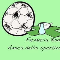 Photo taken at Farmacia Bonin Sas del Dott. Massimiliano Bonin & c. by Farmacia Bonin Sas del Dott. Massimiliano Bonin & c. on 1/4/2014