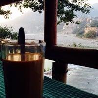 Photo taken at Krishna Pardise Cafe by Aleksandra on 11/13/2014