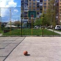 Photo taken at Баскетбольний майданчик by Eugene G. on 4/23/2014