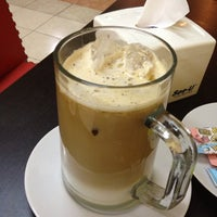 Photo taken at Menjangan Coffee by Matthew H. on 1/29/2014