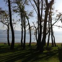 Photo taken at Κτήμα Πυθάρι Lake Living by Vasso . on 10/12/2014