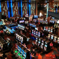 Photo taken at Harrah's Cherokee Casino & Resort by Chris K. on 7/14/2013