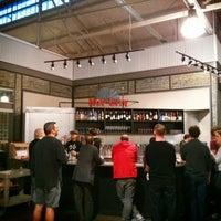 Photo taken at Krog Street Market by Chris K. on 12/5/2014