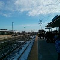 Photo taken at Metra BNSF - Route 59 by Chris K. on 12/23/2013