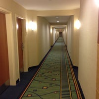 Photo taken at Marriott SpringHill Suites by Junior G. on 3/11/2014