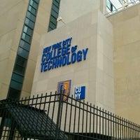 Das Foto wurde bei New York City College of Technology von Daniel R. am 1/17/2013 aufgenommen