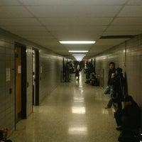 Das Foto wurde bei New York City College of Technology von Daniel R. am 2/16/2013 aufgenommen