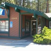 Photo taken at Tahoe Visitor Center by Melissa Calvet M. on 8/9/2015