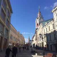 "Photo taken at Образовательный центр ""Интенсив"" by Alena N. on 4/10/2014"