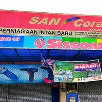 Photo taken at Perniagaan intan baru by  a. on 11/5/2013