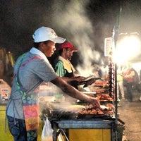 Photo taken at Pasar Malam Sinsuran (Night Market) by Andy S. on 1/22/2013