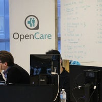 Photo taken at OpenCare HQ by OpenCare HQ on 3/17/2014