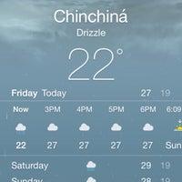 Photo taken at Chinchina by Carlos Mario C. on 5/15/2015