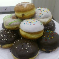 Photo taken at Fánki Donuts by Szilvia N. on 12/10/2013