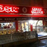 1/17/2014 tarihinde Abdulkadir D.ziyaretçi tarafından Köşk Kebap Salonu'de çekilen fotoğraf