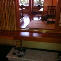 Photo taken at Furu Sato Sushi by Aaron M. on 11/3/2012