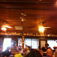 Photo taken at Woods Creek Café by Aaron M. on 10/20/2012