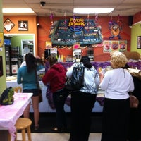 Photo taken at Psycho Donuts by Aaron M. on 9/29/2012