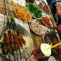 Photo taken at balta limanı restoran by Aykut Y. on 10/28/2016